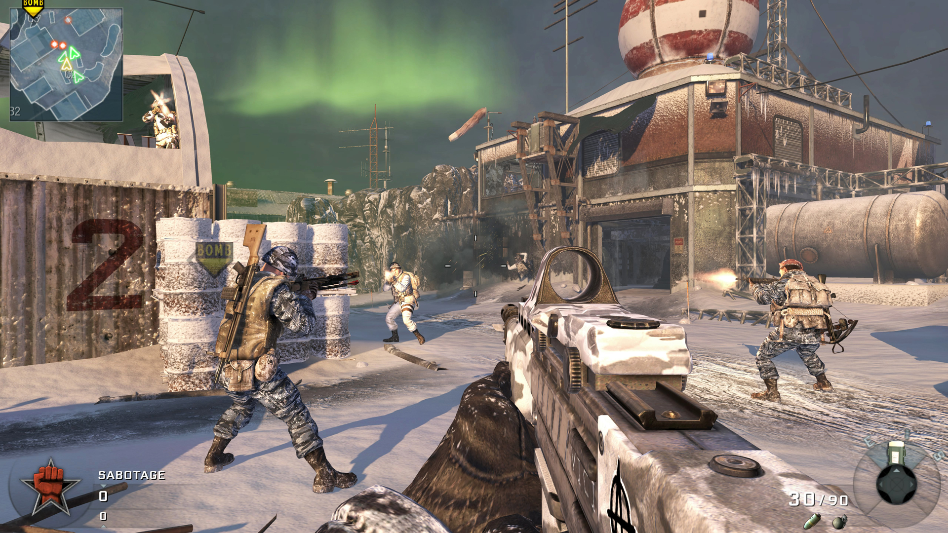 Call of Duty: Black Ops First Strike Content Pack screenshot