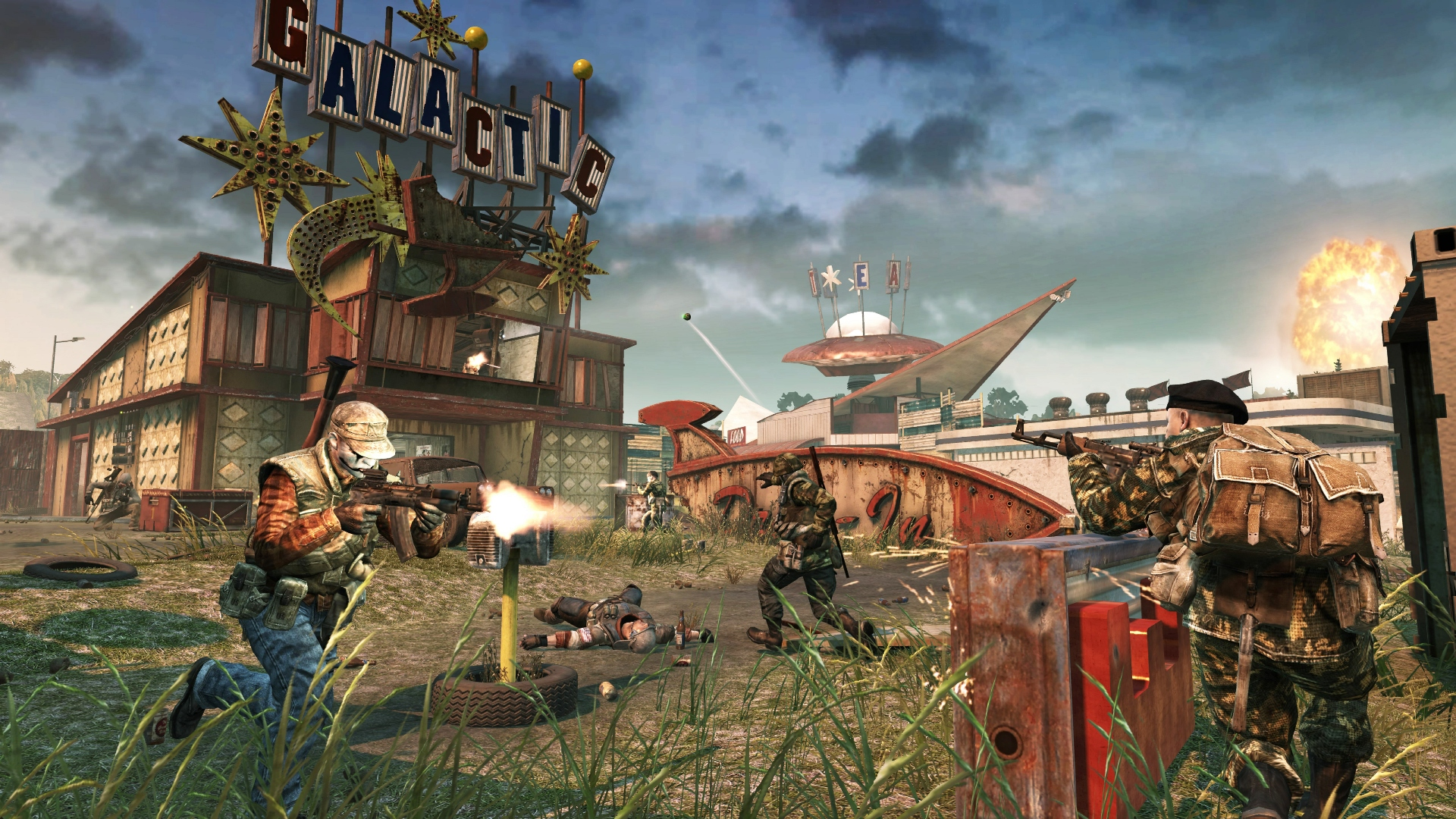 Call of Duty: Black Ops Annihilation Content Pack screenshot