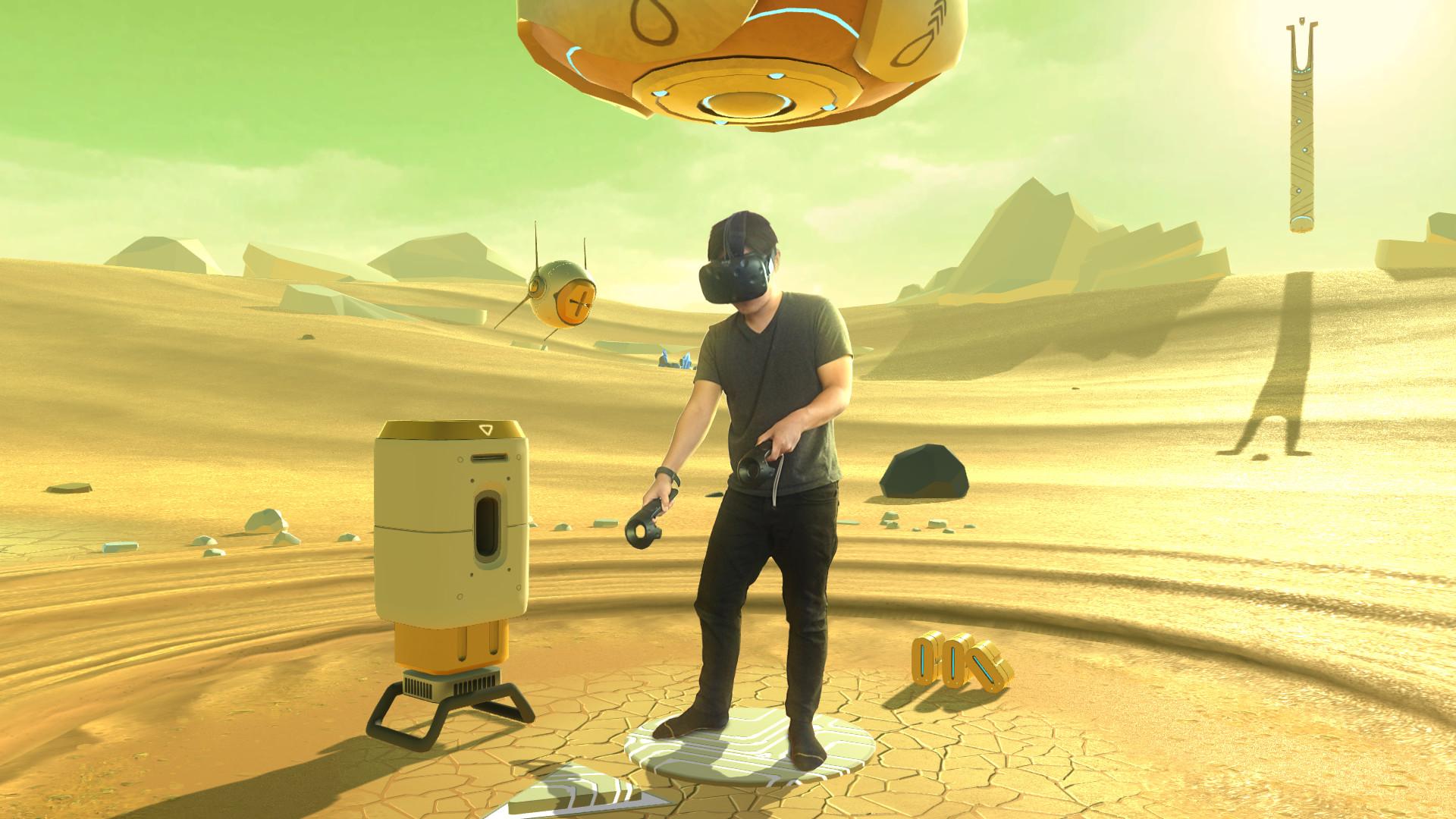 VRゲーム,Cosmic Trip,イメージ