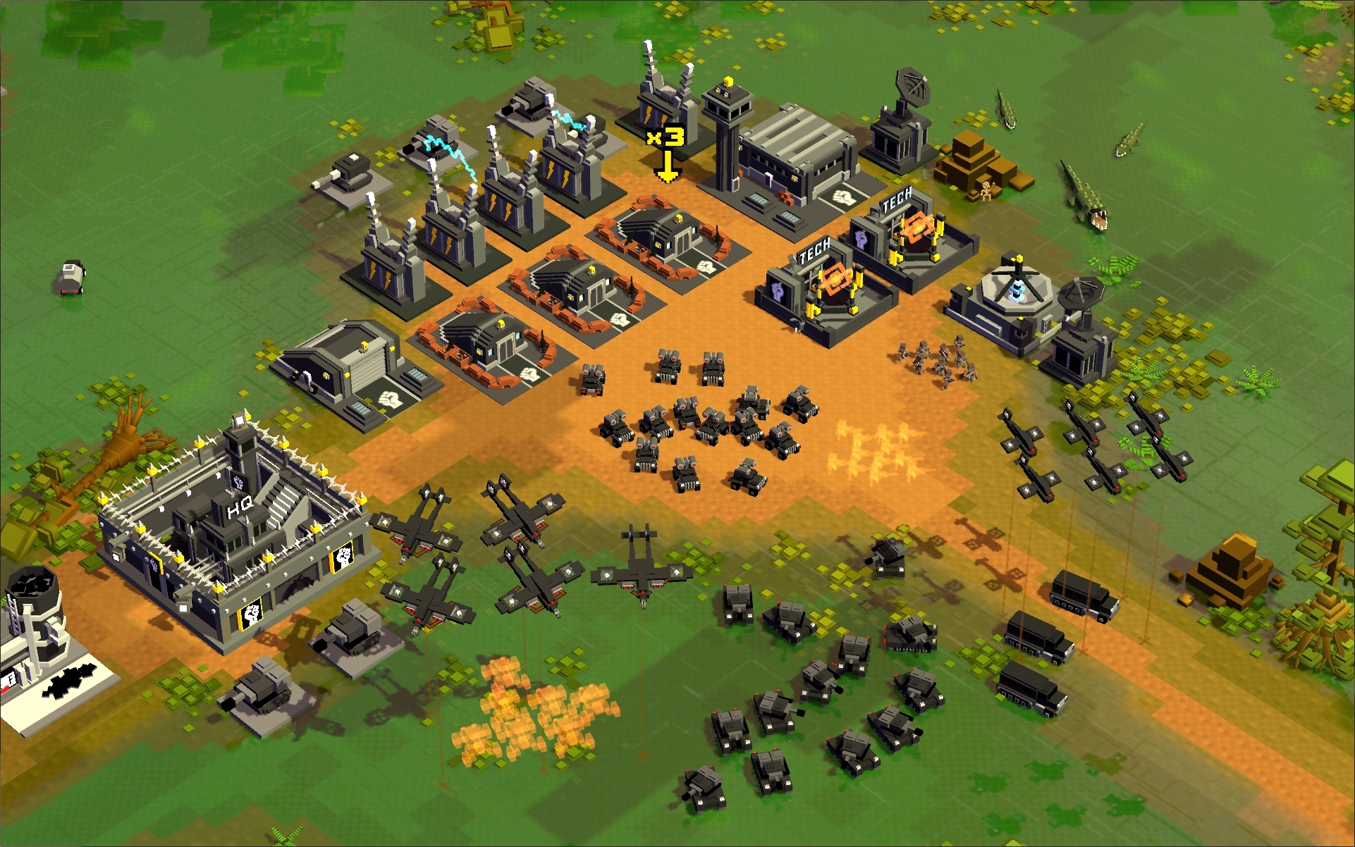 8-Bit Armies screenshot
