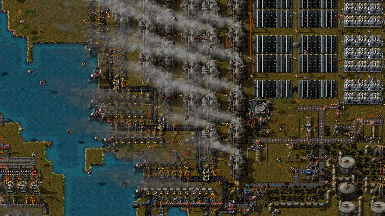 Factorio screenshot 2