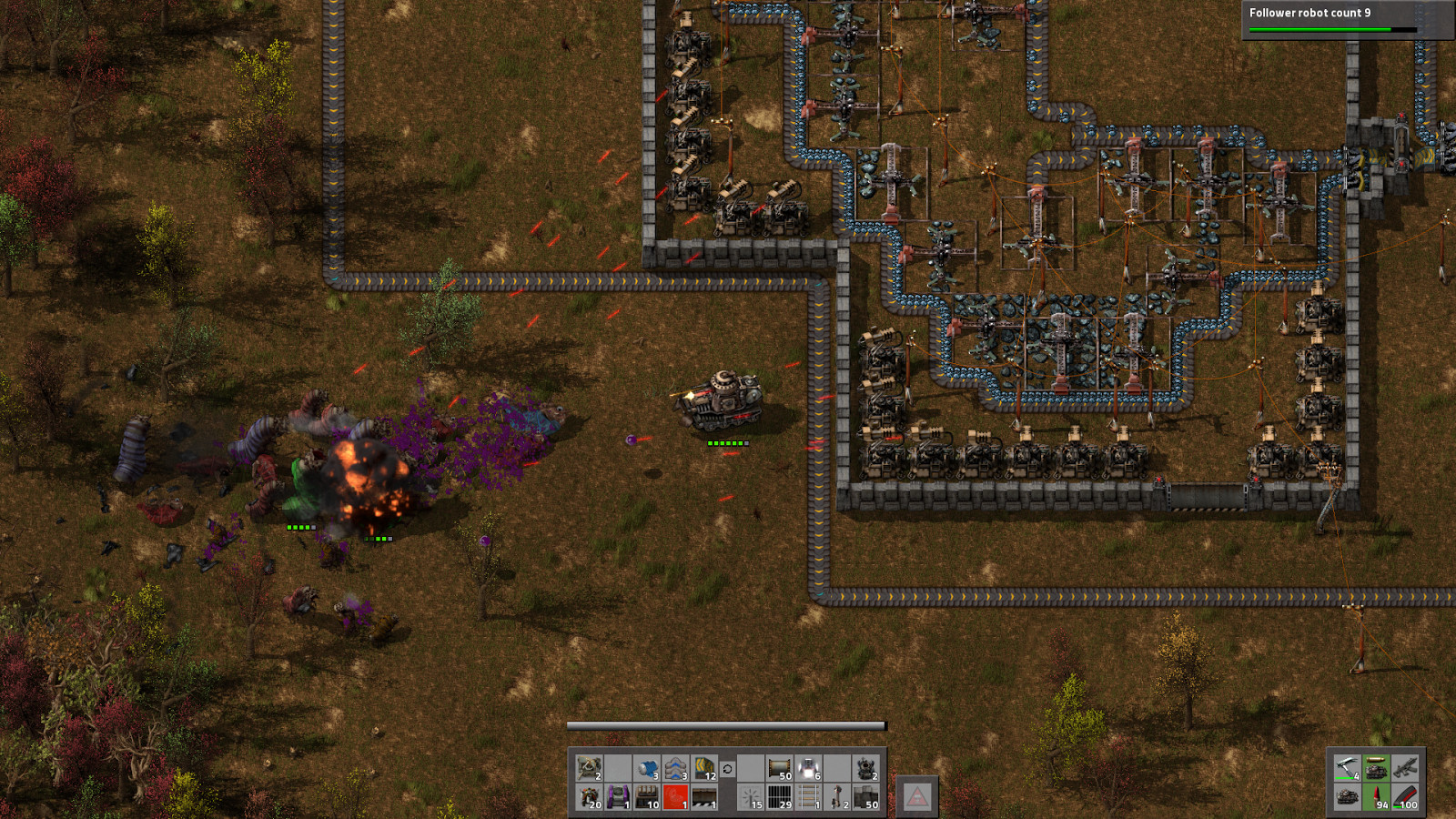 Factorio screenshot 3