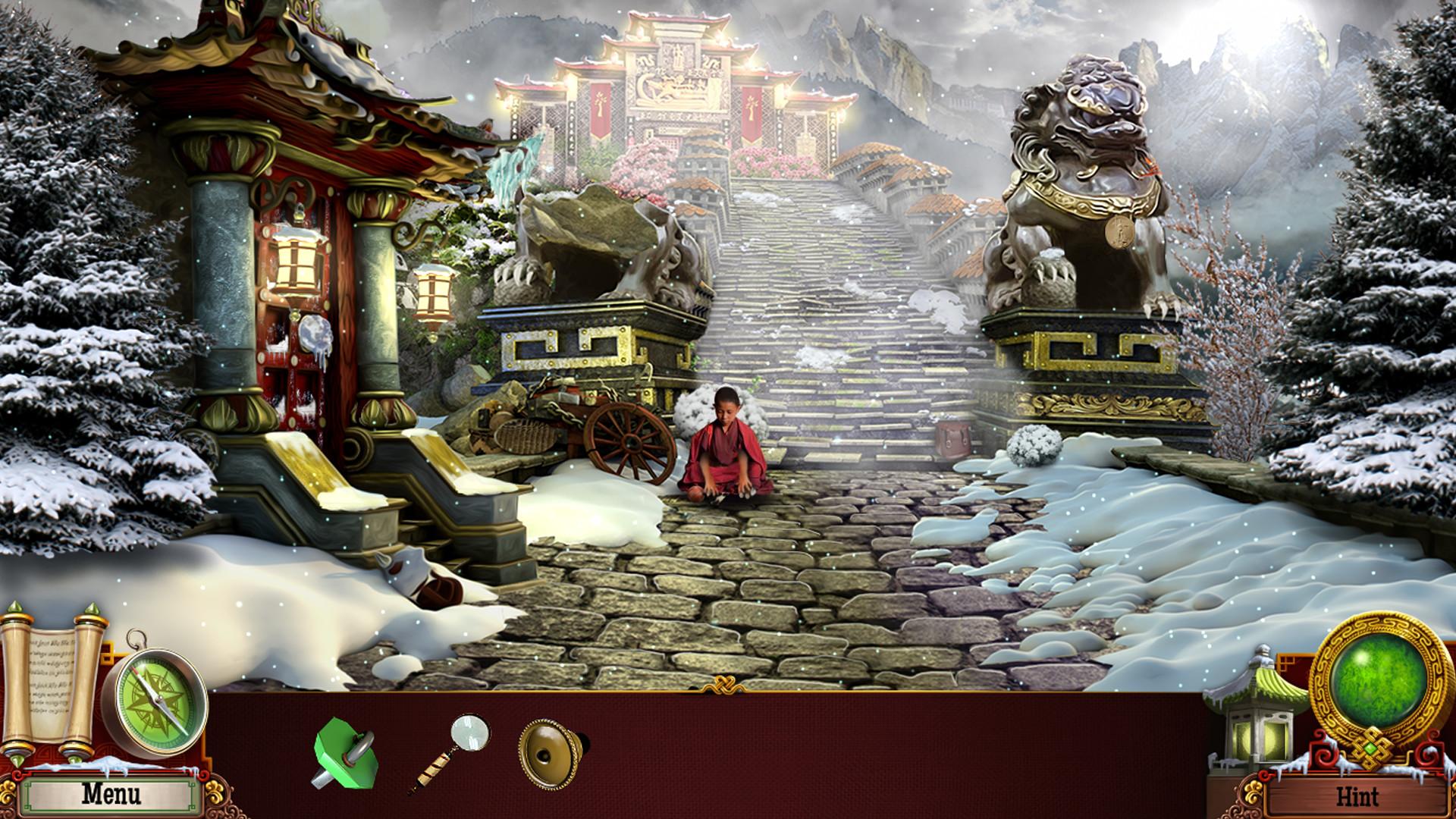 Tibetan Quest: Beyond the World's End screenshot