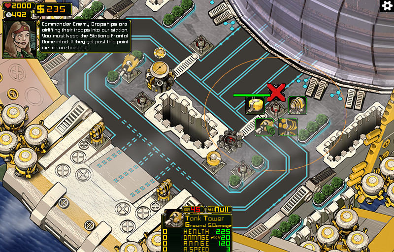 NC Tower Defense 2 screenshot