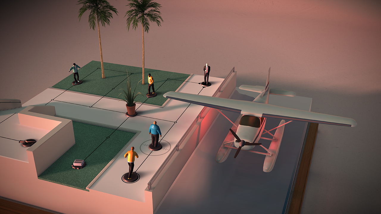 Hitman GO: Definitive Edition (ENG) [L]
