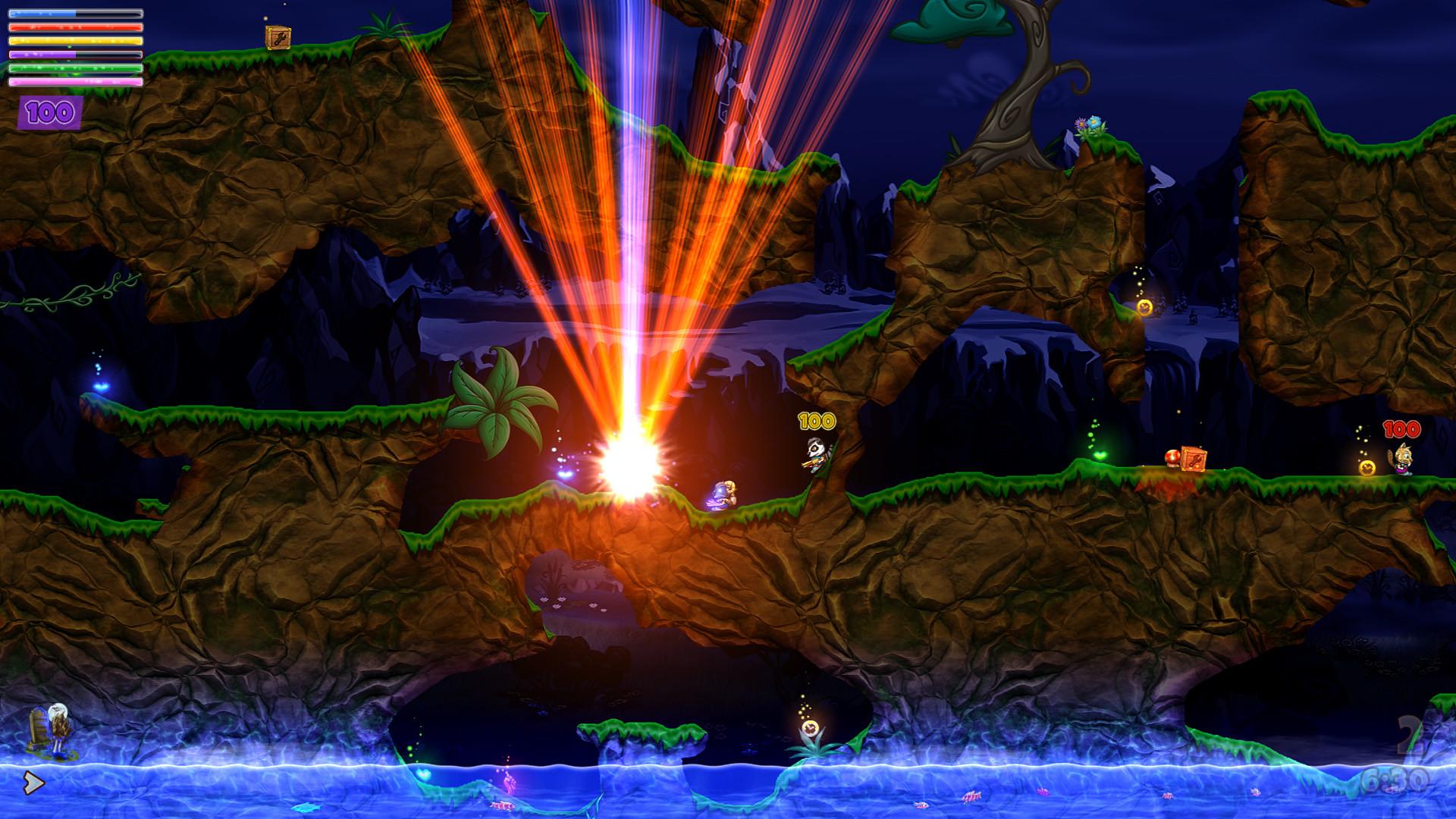Hybrid Beasts screenshot