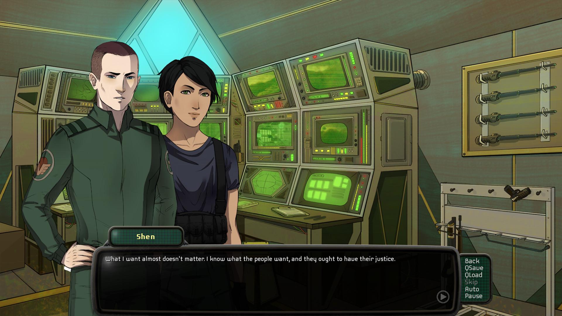 The Next World screenshot