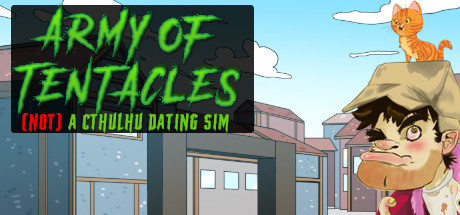 Army of Tentacles: (Not) A Cthulhu Dating Sim game image