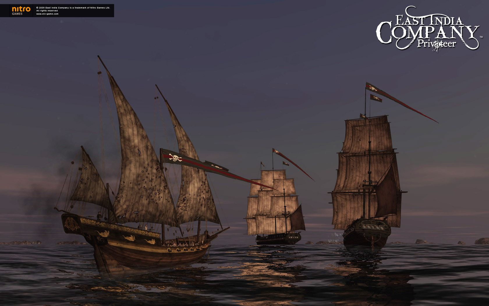East India Company: Privateer screenshot