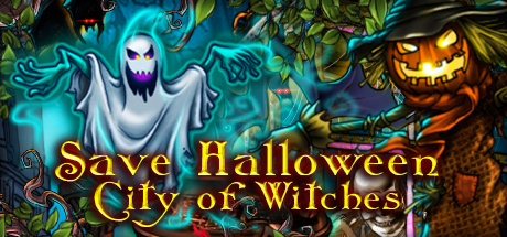 Save Halloween: City of Witches on Steam