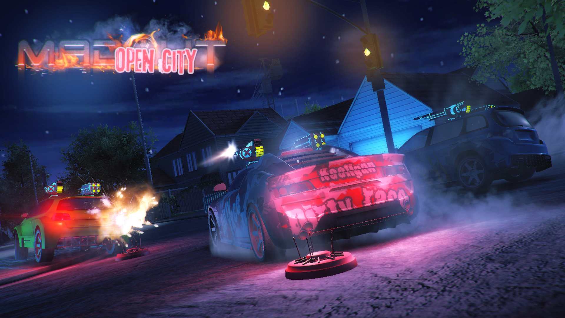 MadOut Open City screenshot