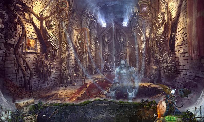 Mystery Castle: The Mirror's Secret screenshot