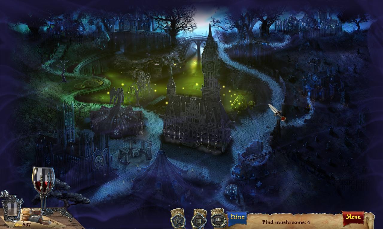 Twilight City: Love as a Cure screenshot