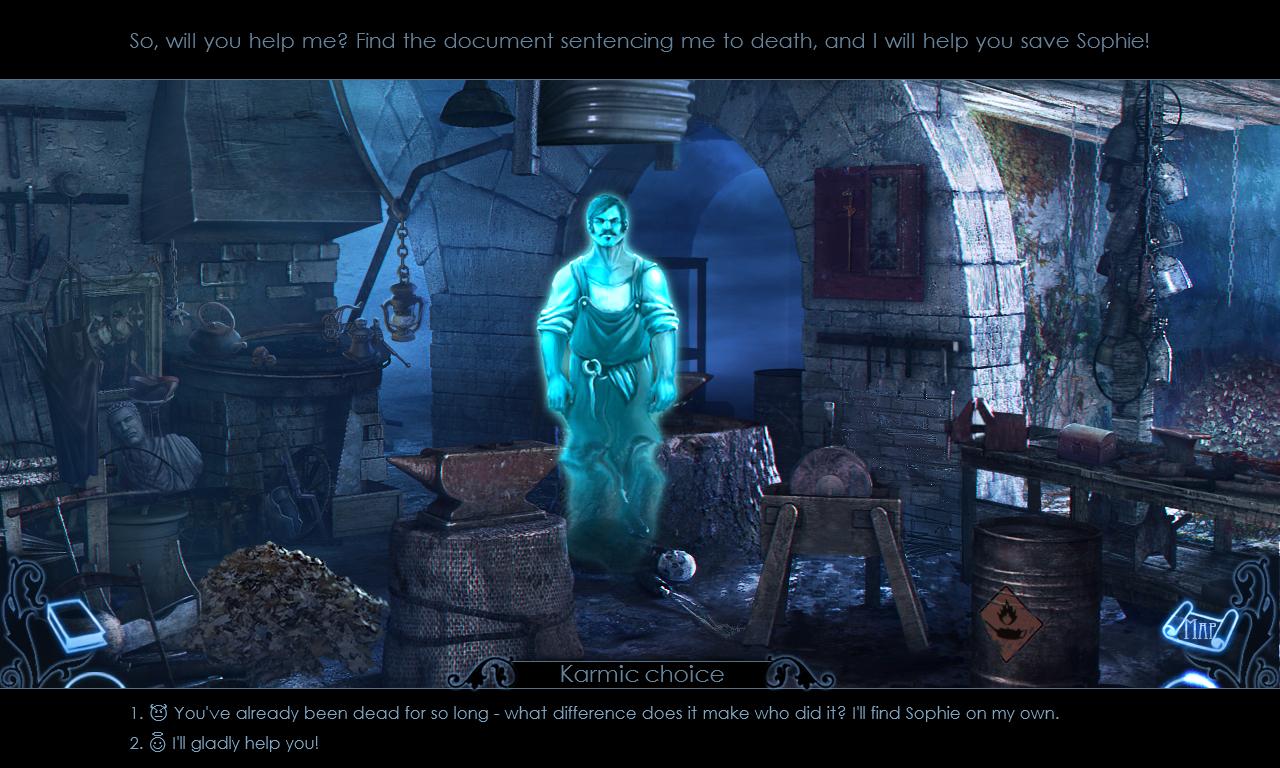 Mystery of Unicorn Castle: The Beastmaster screenshot