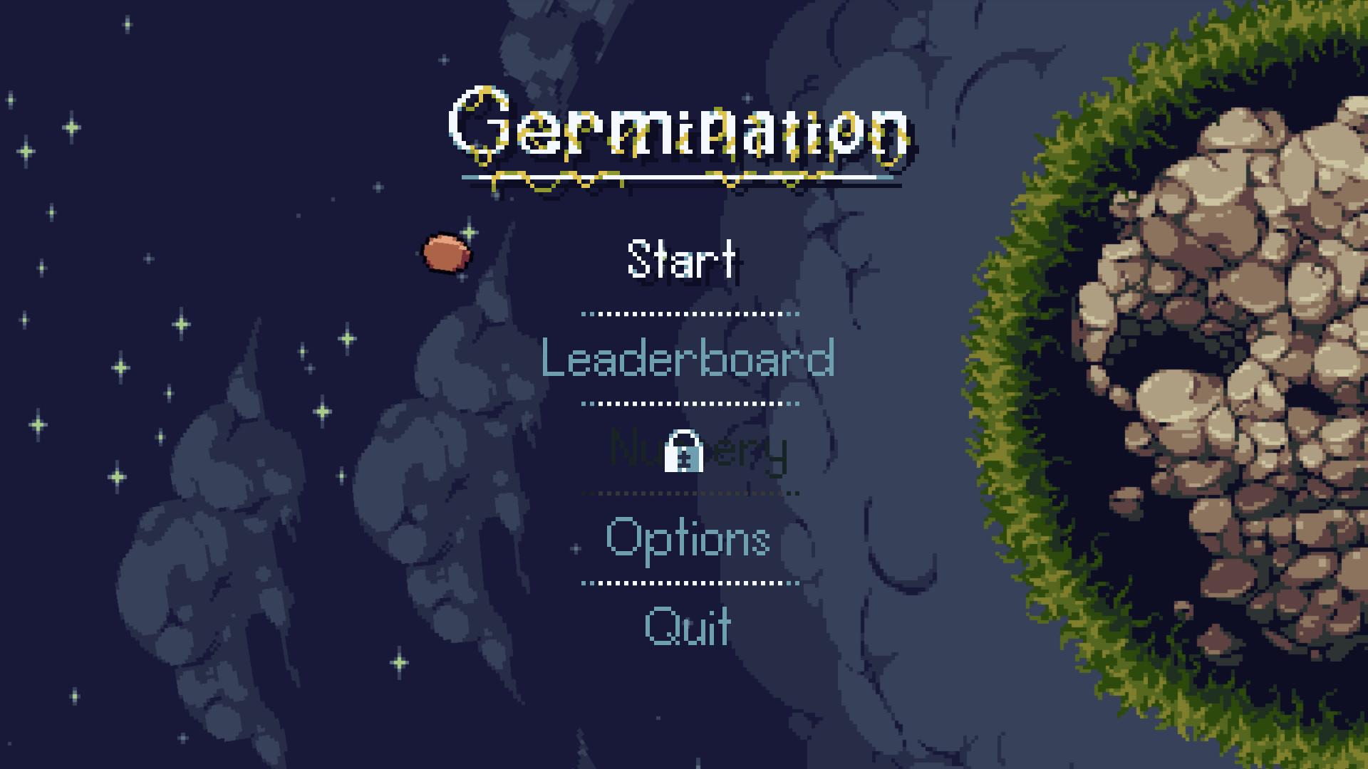 Germination screenshot