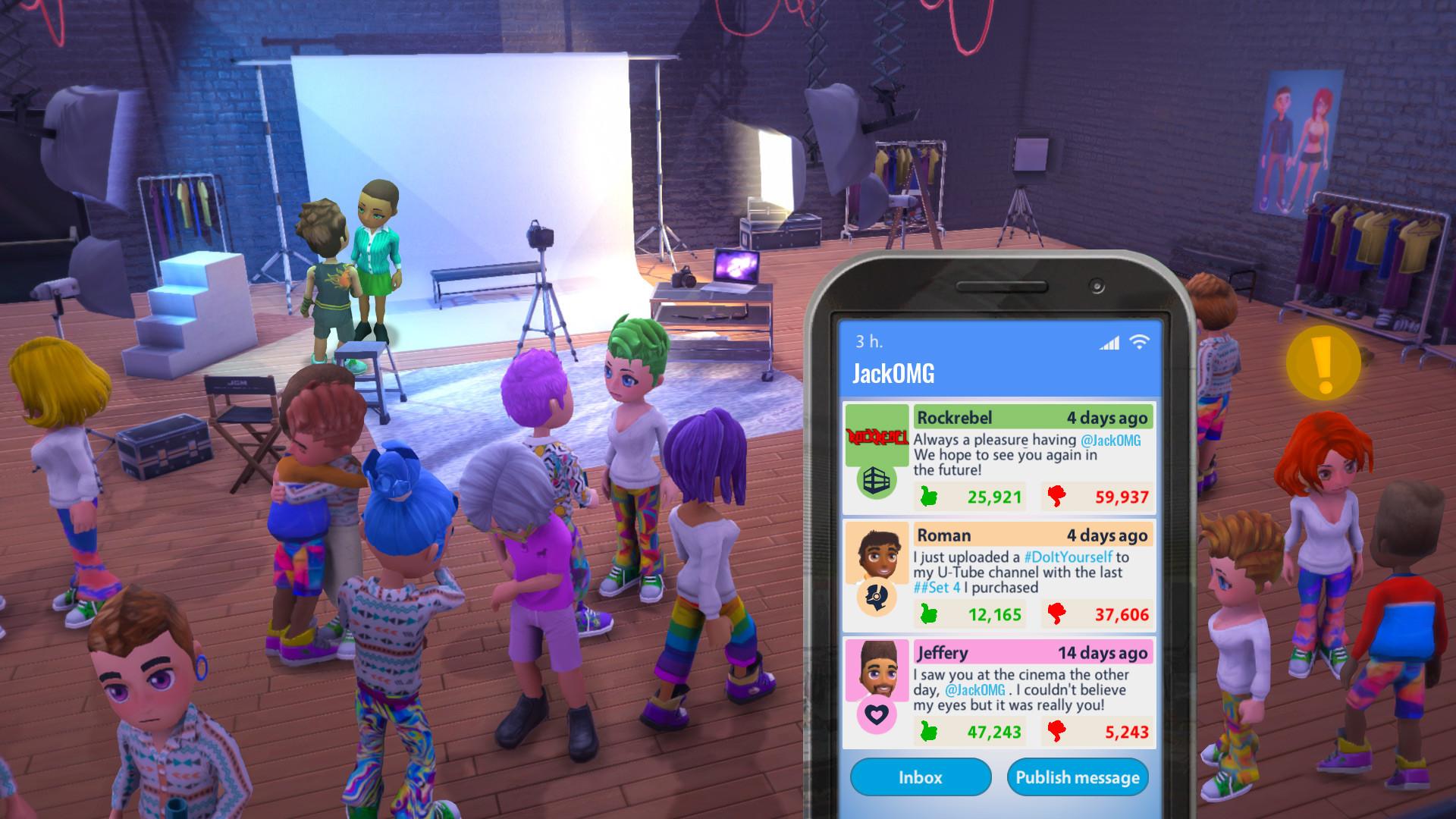 Youtubers Life screenshot