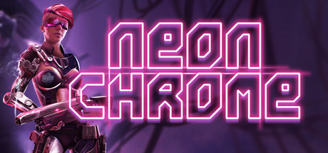 Neon Chrome Steam Game