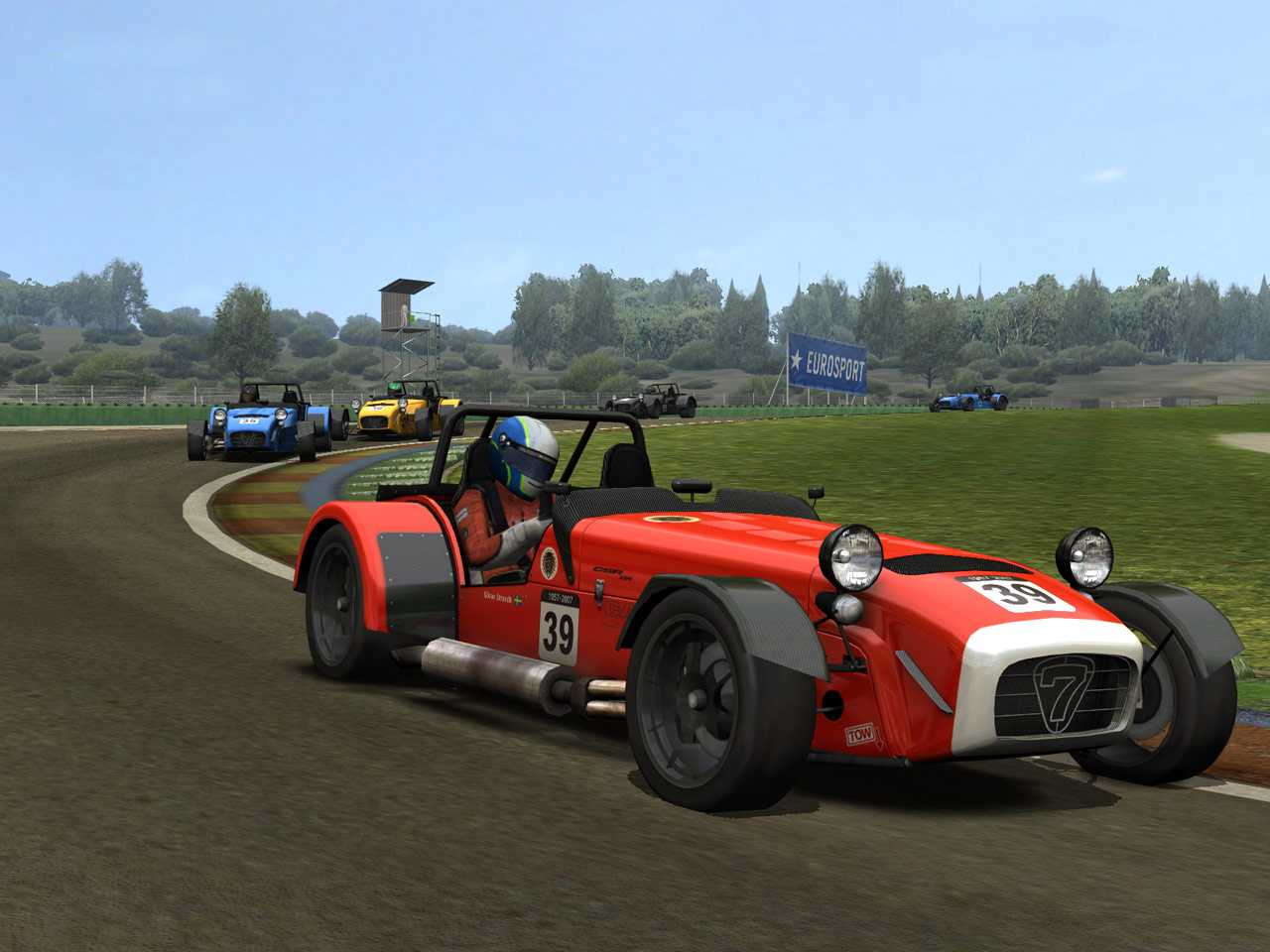 RACE: Caterham Expansion screenshot