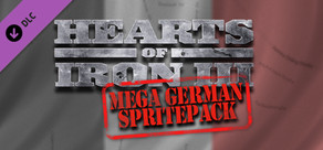 Hearts of Iron III: Mega German Spritepack