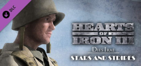 Hearts of Iron III: Dies Irae Stars & Stripes Spritepack
