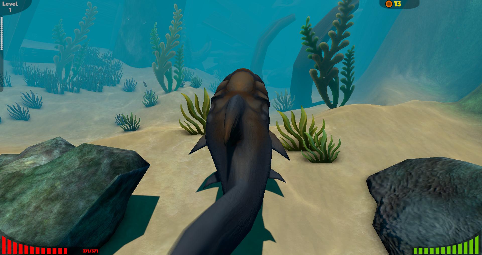 Feed and Grow: Fish Simulator – Online Game | Gameflare.com