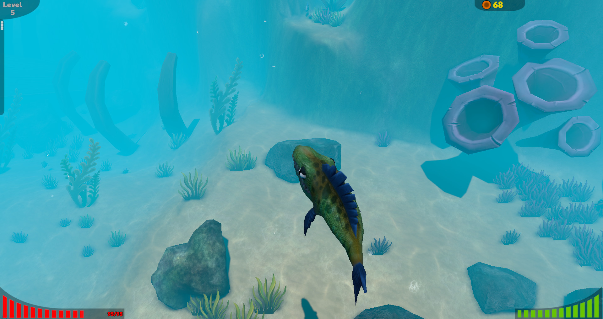 Download feed and grow fish full pc game for Feed and grow fish the game