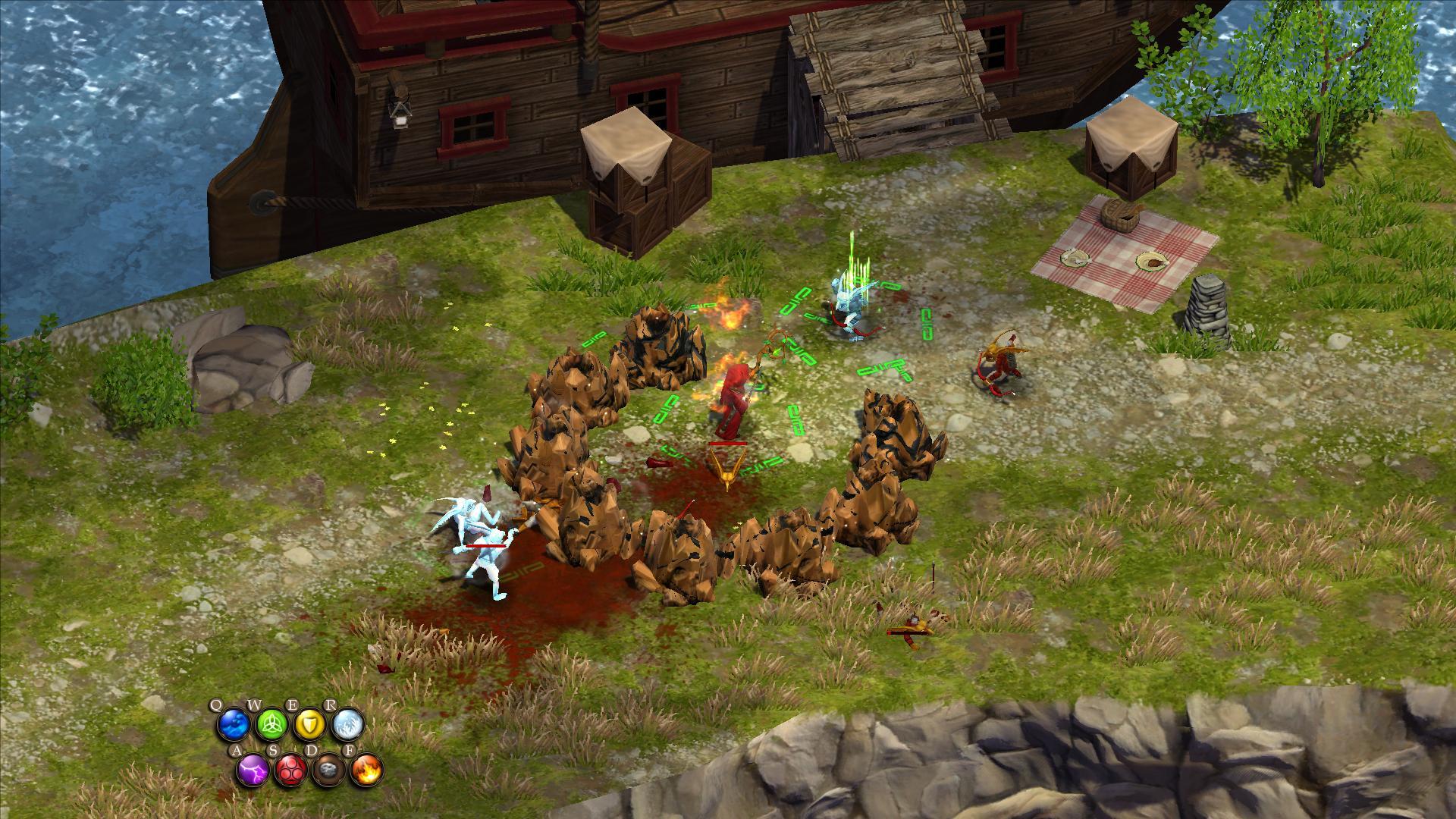 Magicka screenshot