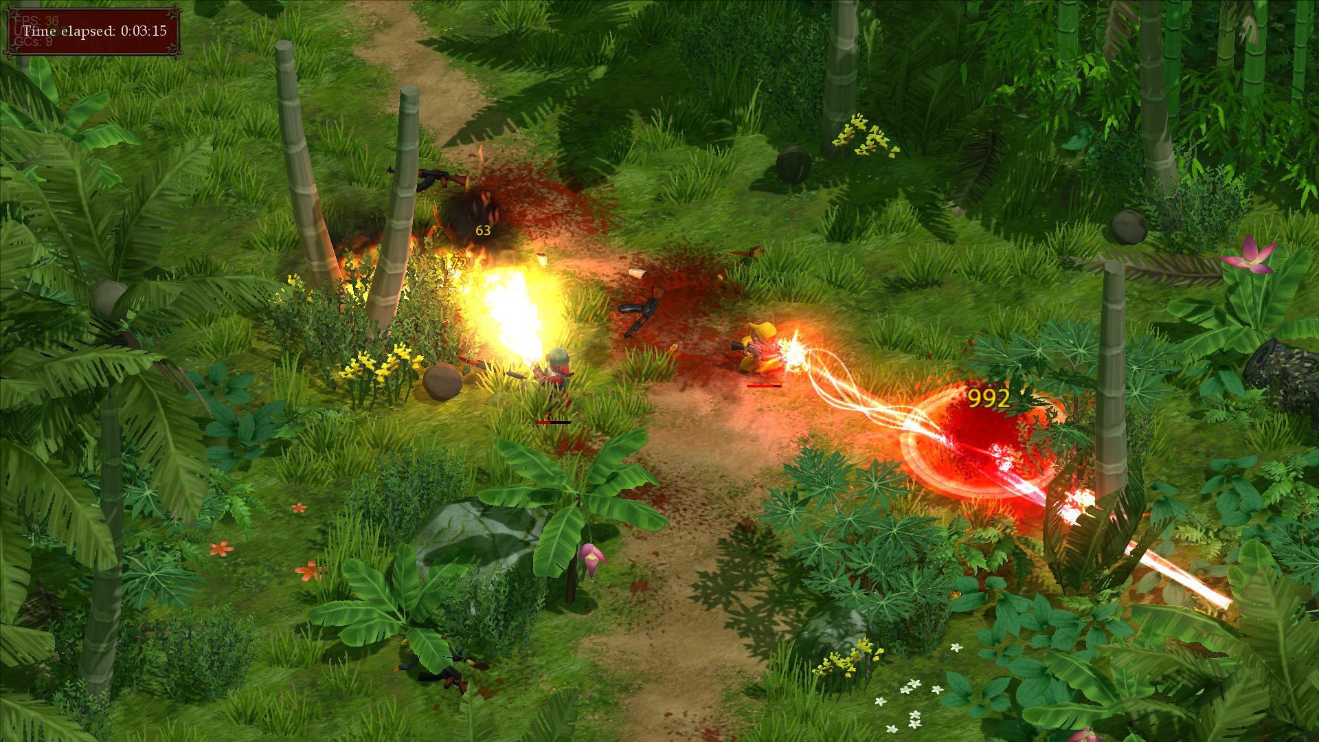 Magicka: Vietnam screenshot