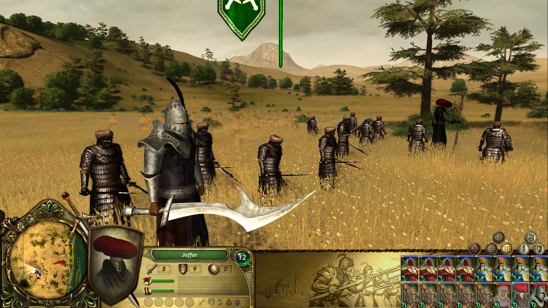 The Kings' Crusade: Arabian Nights screenshot