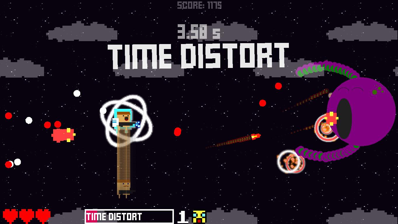 Super Intergalactic Gang screenshot