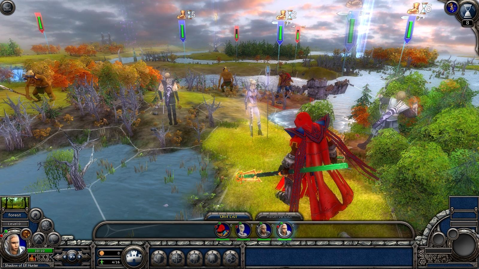 Elven Legacy: Magic screenshot