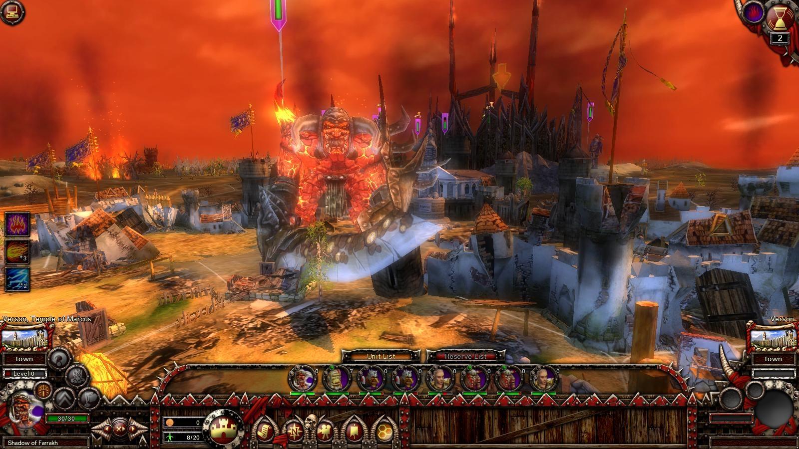 Elven Legacy: Magic screenshot