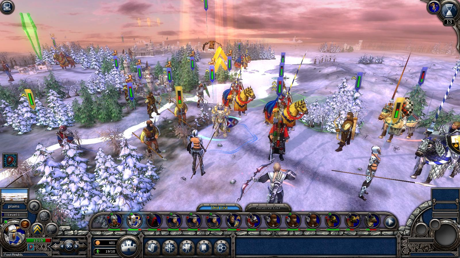Elven Legacy: Siege screenshot