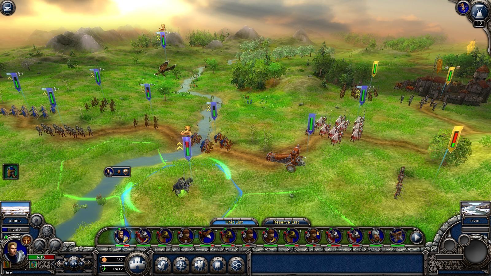 Elven Legacy: Siege screenshot