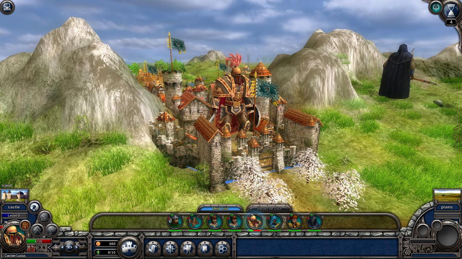 Elven Legacy: Ranger screenshot