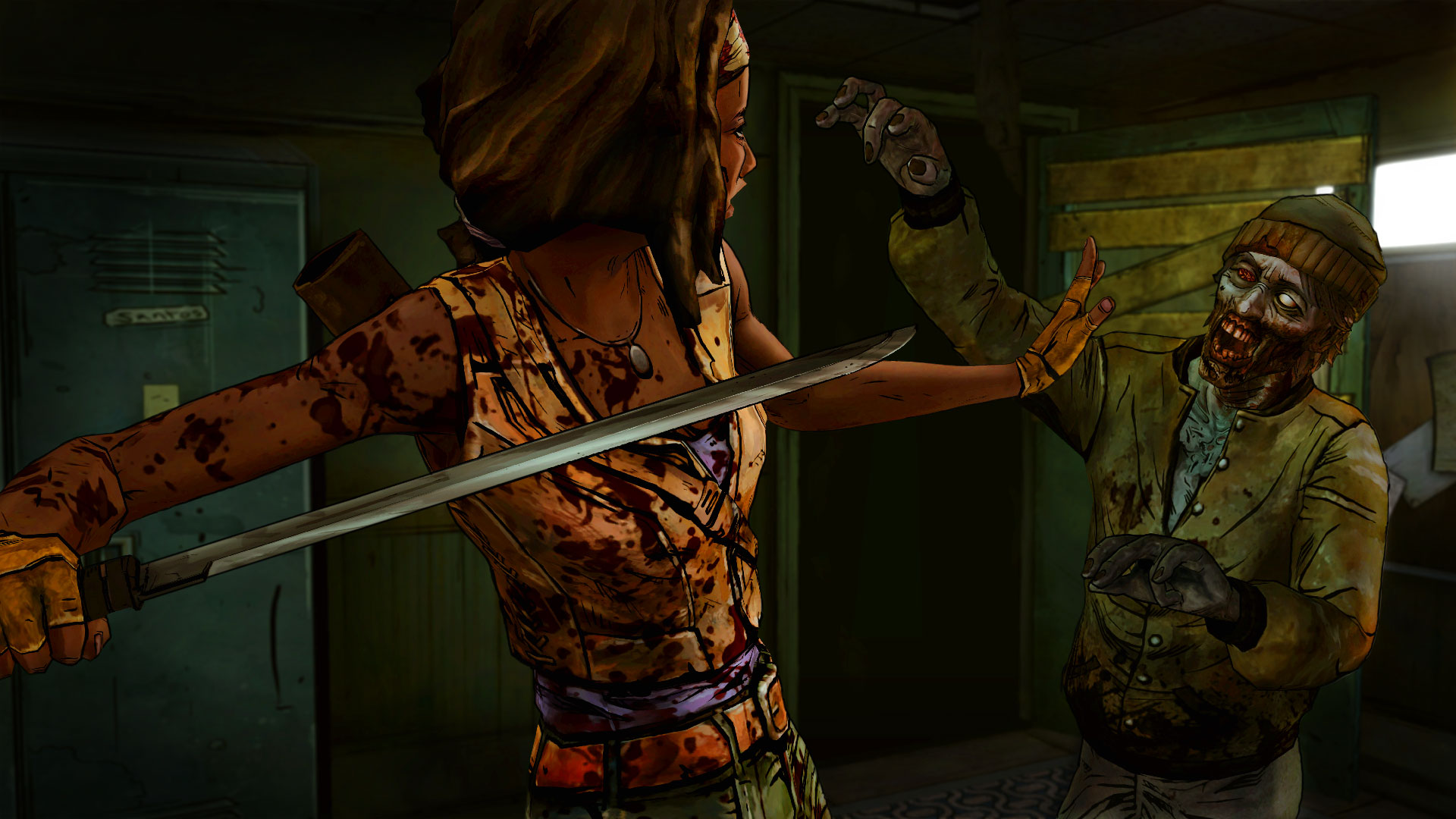 The Walking Dead: Michonne Episode 1 (2016) PC | Лицензия