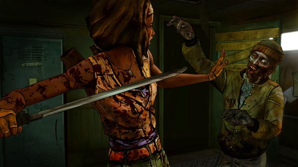 The Walking Dead Michonne Episode 3-CODEX + MAC
