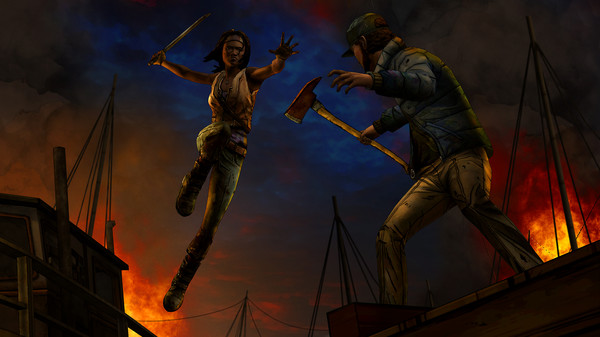 The Walking Dead: Michonne Ss_8b3f9e4fbca976a2f0b23bd83fad20ee5891cdba.600x338