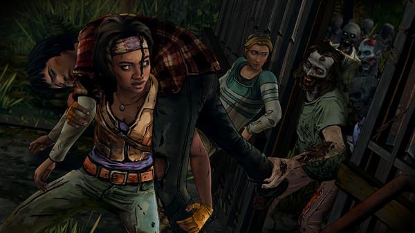 Descargar The Walking Dead: Michonne - In Too Deep (E1)