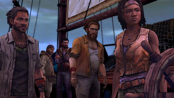The Walking Dead: Michonne Epi 1&2 PC RePack