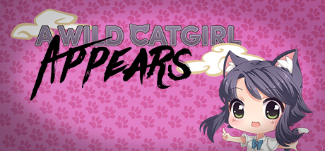 A Wild Catgirl Appears! game image