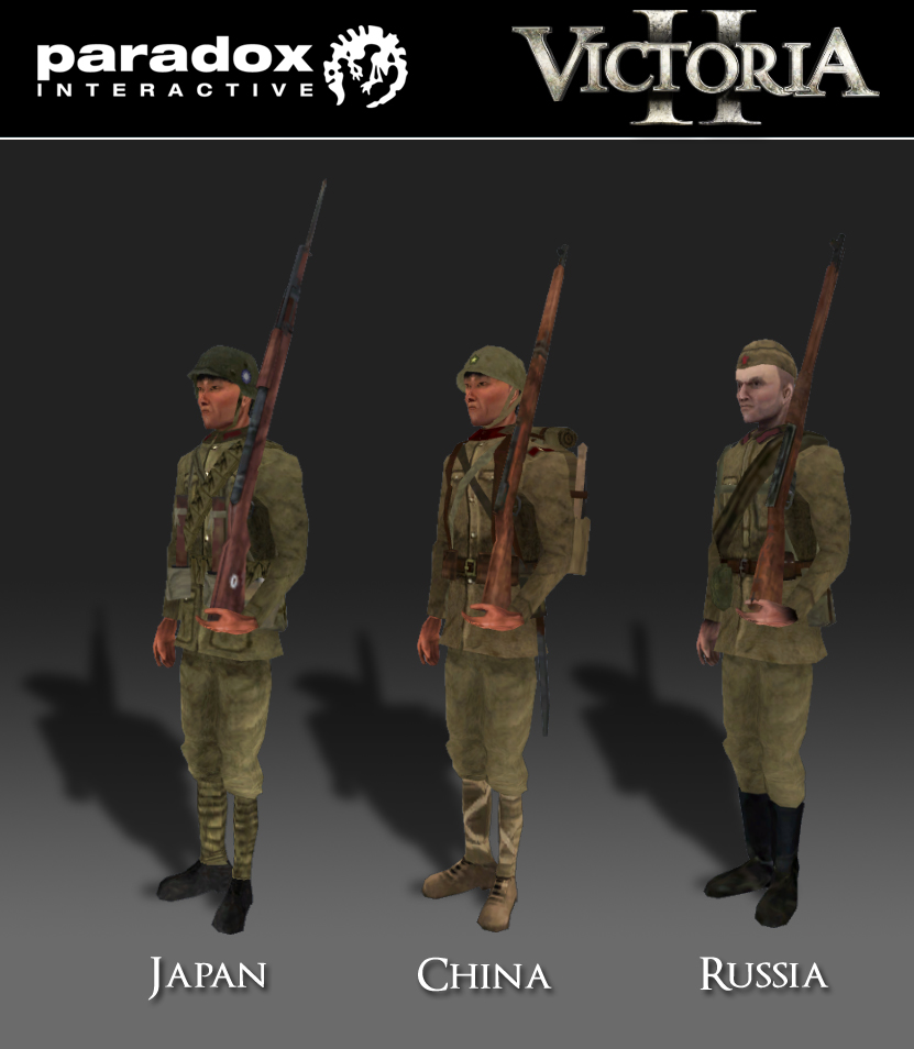 Victoria II: Interwar Spritepack screenshot