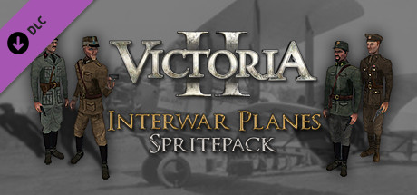 Victoria II: Interwar Planes Sprite Pack
