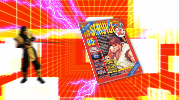 Thank You For Playing: Iconic Video Game Magazines 2015