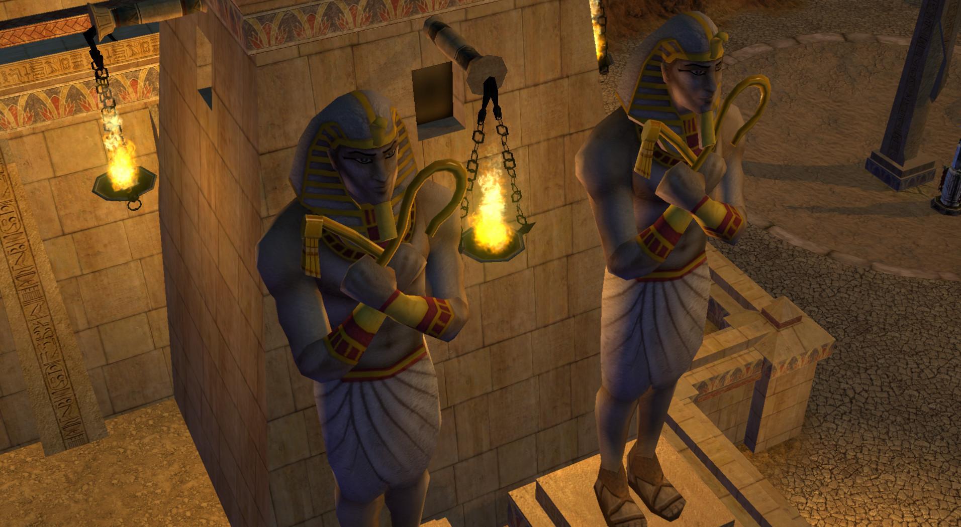 Mytheon - Egypt Pack screenshot