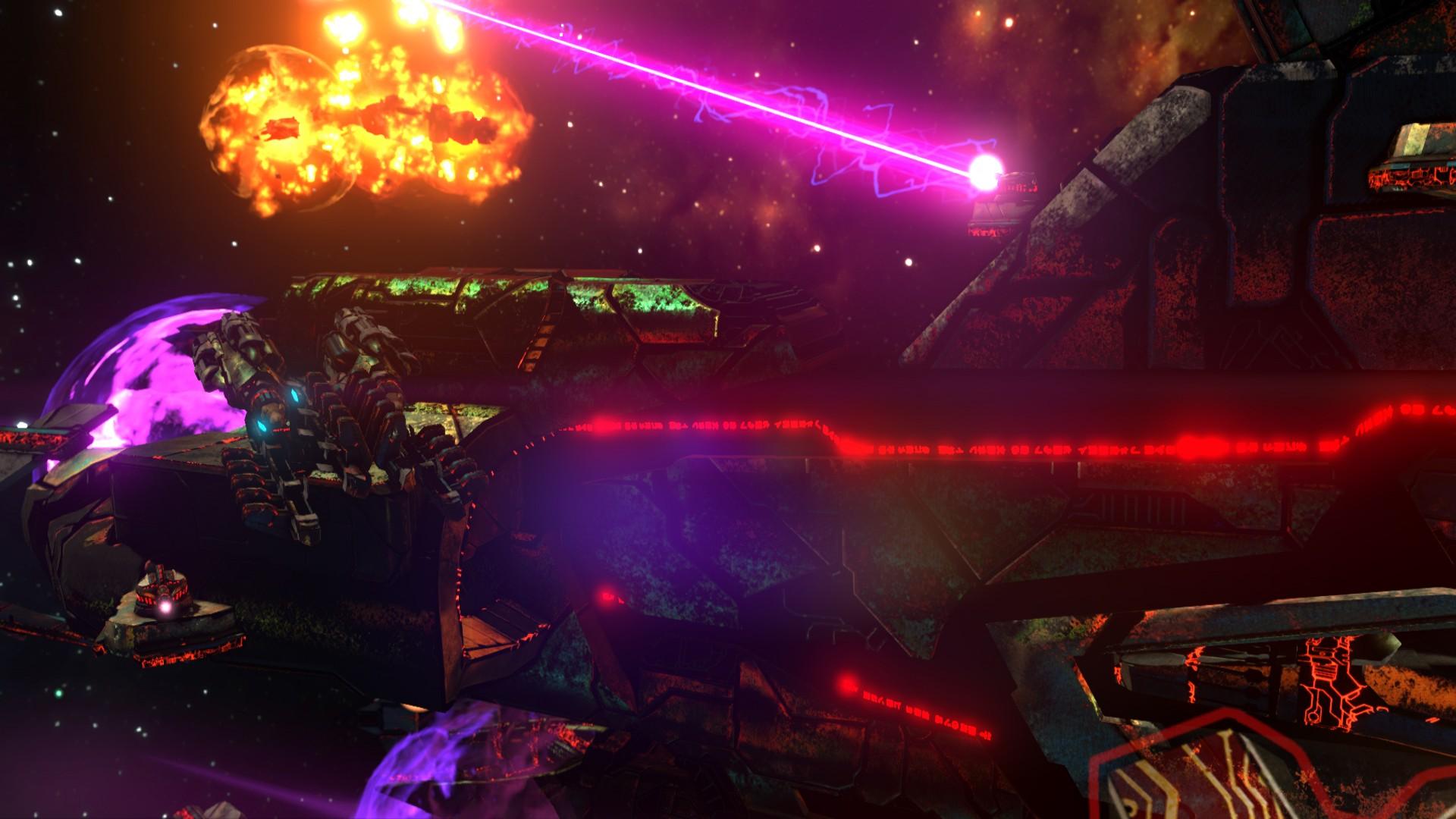Sword of the Stars II: Enhanced Edition screenshot