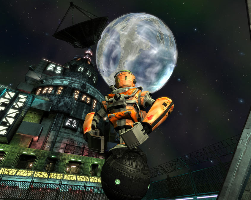 RoboBlitz screenshot