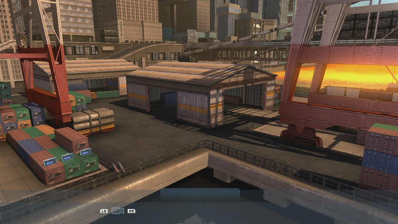 Front Mission Evolved: Map Pack screenshot