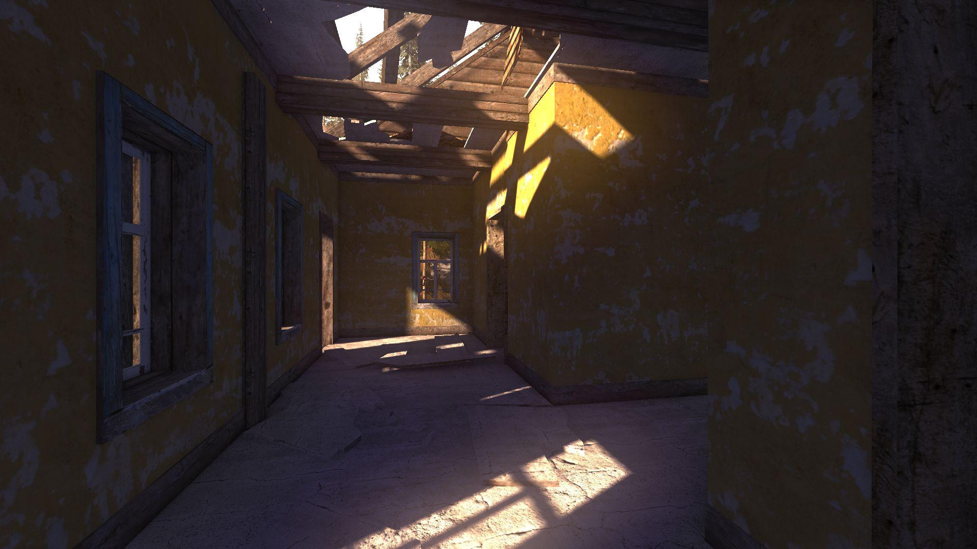 Leadwerks Game Engine - The Zone screenshot