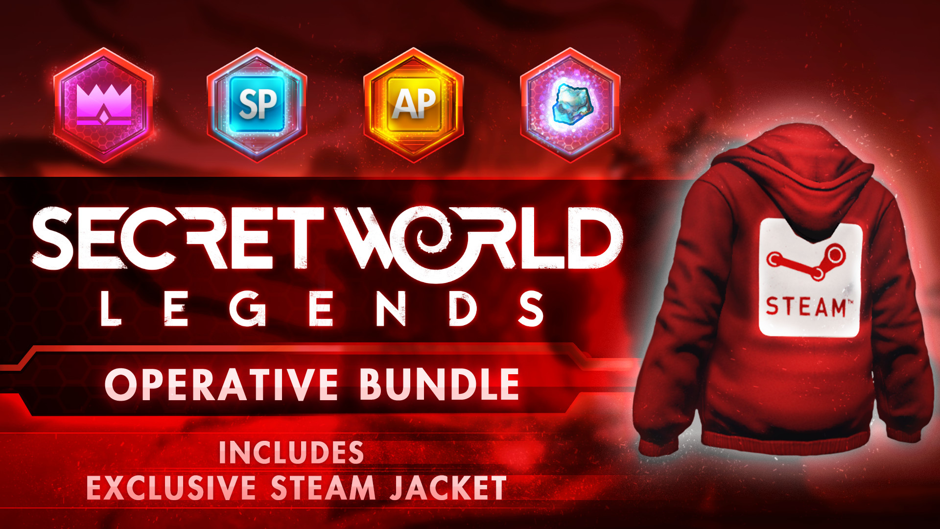 Secret World Legends: Operative Bundle screenshot